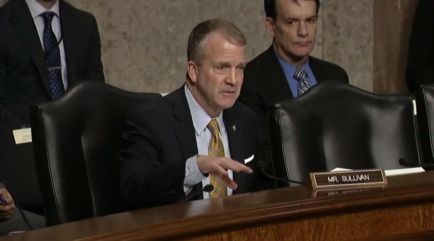 Sullivan Questions Former Secretary of State