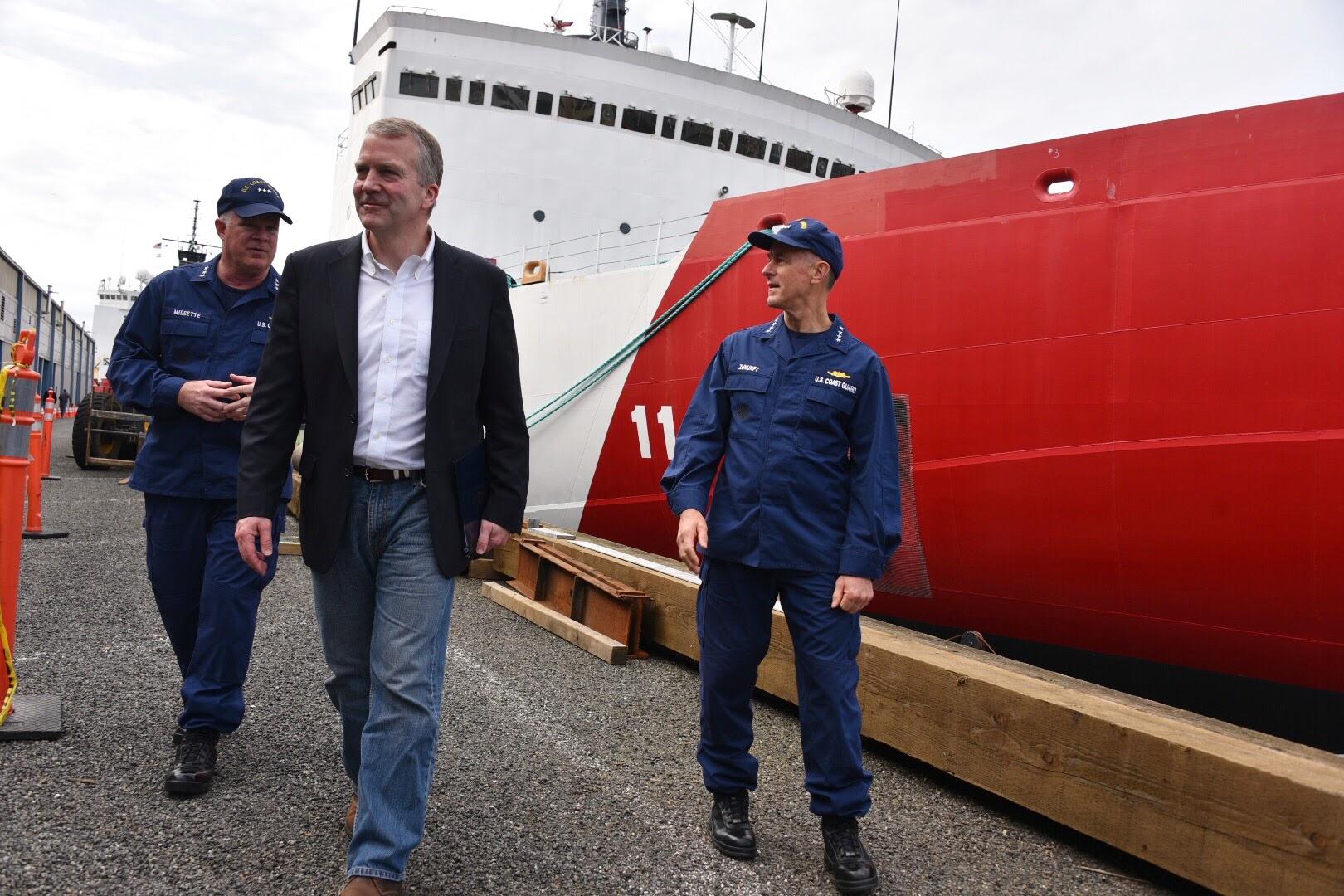 10. Coast Guard